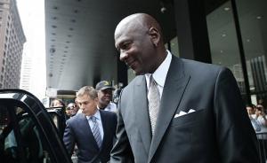 迈克尔·乔丹就侵权案宣判发表声明:尊重中国的法律