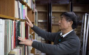 8万册藏书何处去?上海66岁藏书家再开旧书店望会有缘人