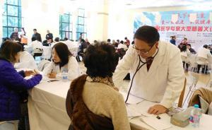 沪上医学专家连续11年开展慈善义诊,直接受益群众5万余人