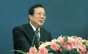 长安街知事:学长郝平接棒学弟朱善璐担任北大党委书记