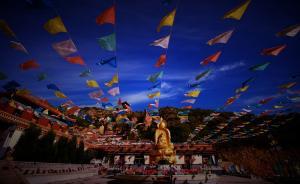 38名西藏高僧到京研修中华文化和宗教理论,成员有多位活佛