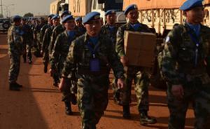 中国第三批赴南苏丹维和官兵抵达任务区,开始一年维和任务