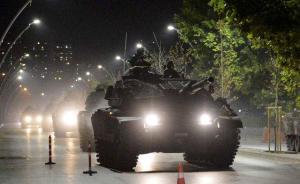 土耳其要求美国引渡政变幕后策划,美国务卿:应提供其罪证