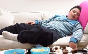 寒假已至,学龄儿童假期须防肥胖