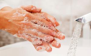 冬季保护呼吸道,从勤洗手开始