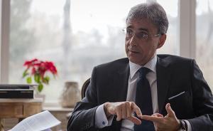 大使专访丨意大利是欧盟坚定支持者,脱欧既无可行性也无意愿