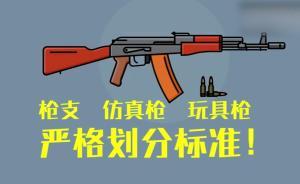 玩具枪、仿真枪、枪都到底有啥区别?