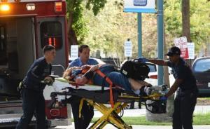 人民日报:枪击案频繁上演再次凸显美国公共安全漏洞