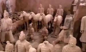 视频|西安秦始皇陵兵马俑景点乱象:黑司机忽悠带去山寨景点
