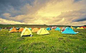 贡嘎将建西藏最大国际露营基地,投入千辆房车供游客租赁