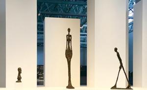 两个贾科梅蒂,或双重人格的艺术创作