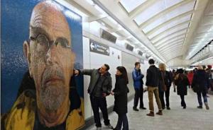 从涂鸦到公共艺术,地铁可以成为地下的美术馆