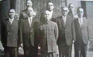 """英国档案中的""""白团"""":蒋介石整饬军队的绝密安排"""