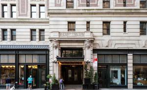 除了第五大道,你还需要知道这些纽约网红酒店