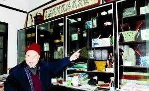 """四十年收藏两千双筷子:筷子博物馆馆长蓝翔的""""筷意人生"""""""