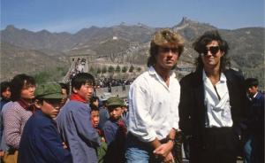 """回望""""威猛""""1985中国行:摇滚传道之旅还是最佳营销创意"""