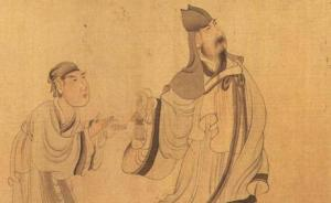专栏·韩羽  陈老莲画《归去来图卷,解印》的翻空出奇之趣