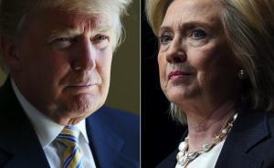 美国大选︱希拉里VS特朗普:2016拍案惊奇