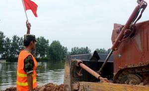 太湖水位持续回落,鄂湘赣皖苏五省近52万人巡堤抢险