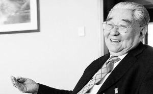 江苏省委原书记韩培信在南京逝世,享年97岁
