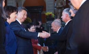 习近平同瑞士联邦主席举行会谈,两国元首积极评价中瑞关系