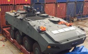 新加坡网友希望中方春节前归还装甲车,外交部:正按法律处理