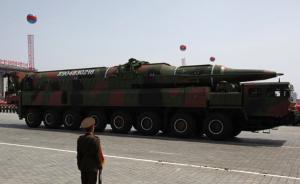 朝媒:美国武断制定双重标准,朝鲜将以核制核以导制导