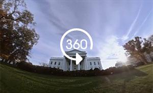 全景视频|趁着特朗普还没来,奥巴马带你进白宫逛了逛