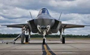 美F-35隐形战机飞抵日本岩国基地,为首次海外部署