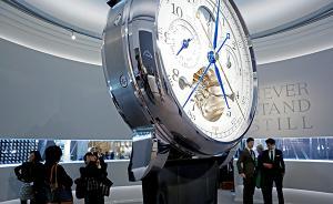 第一时间全面解密世界最高大上的钟表展SIHH
