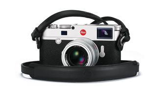 徕卡发布首款WLAN连接功能相机M10,即时照片分享成真