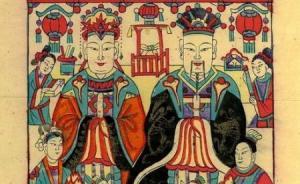 腊月二十三,清宫如何祭灶神、过小年