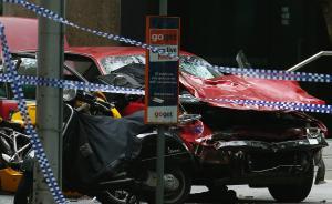 男子驾车冲撞墨尔本人群3死20伤,嫌疑人有吸毒史排除恐袭