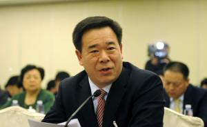 刘曙光任山东潍坊市委书记,杜昌文不再担任