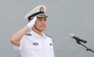 张文旦任北部战区海军司令员,曾任南部战区副参谋长等职