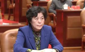 福建省副省长李红当选为省政协副主席