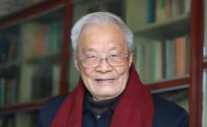 杨祖陶:不急出书,不忙开会,自己给自己过不去是我最大乐趣