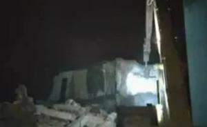 郑州11户村民称遭一百多名不明身份人员强拆,财物疑被哄抢