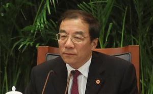 杨晓渡兼任深化国家监察体制改革试点工作领导小组办公室主任