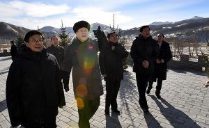 习近平在张家口考察北京冬奥会筹办工作:一定要科学规划