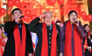 央视春晚上海分会场:吴孟超和姜丽萍代表科学界首度亮相