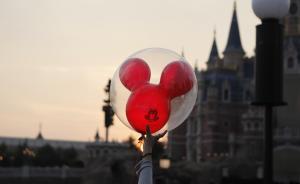 网络中国节·春节 上海迪士尼:大客流或持续至初五