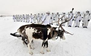 造核动力破冰船、建军事基地,俄加强北极军事部署引美戒备