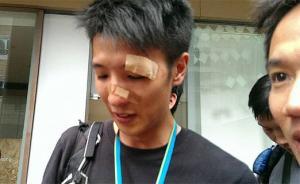 光明网评郑州南曹火灾记者被打:拳头在鼓噪声中变硬