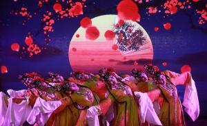 中朝友好迎春音乐会举行,全体演员合唱《中朝友谊万古长青》