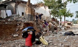 河北强降雨,重灾区石家庄井陉县已确认死亡26人失联34人