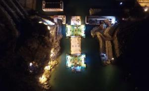 港珠澳大桥已建隧道5481米,距隧道全线贯通还剩183米