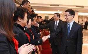 韩正:把群众的安全感和满意度作为平安上海建设的首要目标