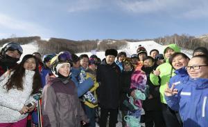 点燃中国冰雪运动的火炬,习近平关心北京冬奥会5个镜头