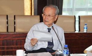 94岁著名勘查地球化学家、中科院院士谢学锦逝世